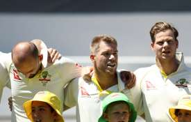 David Warner And Steve Smith- India TV