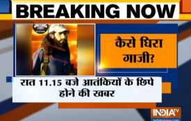 Pulwama terror attack mastermind Abdul Rasheed Ghazi trapped- India TV