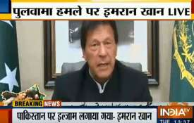 Pakistan Prime Minister Imran Khan- India TV