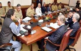 पुलवामा हमले के बाद भारत के साथ बढ़े तनाव पर होगी पाकिस्तान एनएससी की बैठक: खबर - India TV