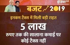 <p>Budget...- India TV