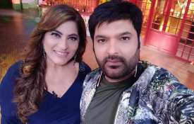 Kapil sharma and archana puran singh- India TV