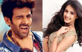 Kartik Aaryan, Disha Patani,- India TV