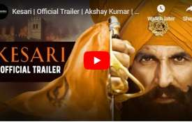 trailer of kesari- India TV