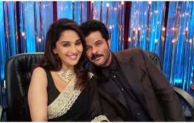 Madhuri dixit and anil kapoor- India TV