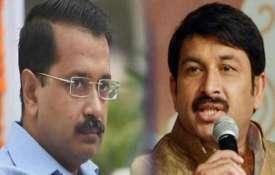 'यू-टर्न के बादशाह हैं केजरीवाल, कांग्रेस के साथ गठबंधन की बेकरारी से स्पष्ट है'- India TV