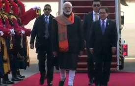 दक्षिण कोरिया पहुंचे PM मोदी, पुलवामा हमले पर चर्चा संभव; नवाजा जाएगा सियोल शांति पुरस्कार- India TV