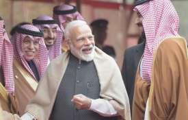 सऊदी अरब के शहजादे की यात्रा से दोनों देशों के संबंधों को और प्रगाढ़ बनाने में मदद मिलेगी: मोदी- India TV