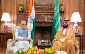 Mohammed Bin Salman- India TV