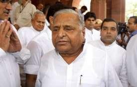 उत्तर प्रदेश विधानसभा में भी हुई मुलायम के बयान की चर्चा, भाजपा सदस्यों ने दी बधाई- India TV