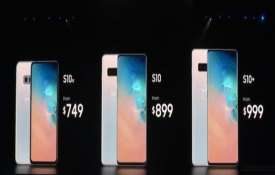 <p>samsung galaxy s10, Galaxy s10+...- India TV