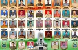 Bravehearts of CRPF who made the supreme sacrifice and...- India TV