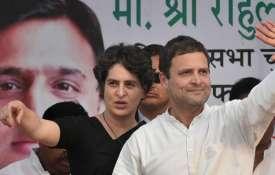 2019 will be Modi vs Rahul, says Priyanka Gandhi   PTI File- India TV