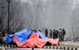 <p>Security agencies inspect the site...- India TV