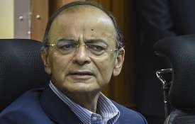 Union Finance Minister Arun Jaitley (File...- India TV