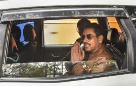 <p>Businessman Robert Vadra leaves...- India TV