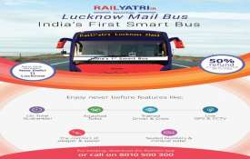railyatri bus- India TV