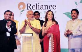 reliance foundation- India TV