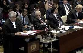 कुलभूषण जाधव मामले में ICJ में ओछेपन पर उतरा पाकिस्तान, भारत ने दिया करारा जवाब- India TV