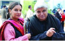 Javed akhtar and shabana azmi- India TV