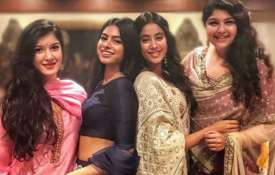Janhvi Kapoor's cousin Shanaya Kapoor all set to make Bollywood debut as an assistant director- India TV