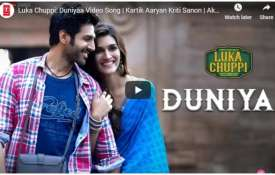 New song of Luka chuppi- India TV