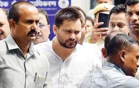 सुप्रीम कोर्ट ने तेजस्वी की याचिका की खारिज, लगाया 50 हजार रुपये का जुर्माना- India TV