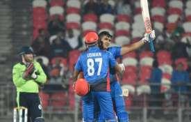 आयरलैंड के खिलाफ टी20 सीरीज में अफगानिस्तान ने बनाए कई वर्ल्ड रिकॉर्ड, सीरीज की अपने नाम- India TV