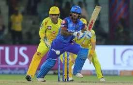लाइव क्रिकेट मैच स्कोर, दिल्ली कैपिटल्स बनाम चेन्नई सुपरकिंग्स लाइव मैच लाइव ब्लॉग IPL 2019: दिल्ली - India TV