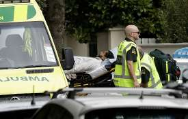 Seven minutes were all that saved Bangladeshi cricketers from a disaster in Christchurch- India TV