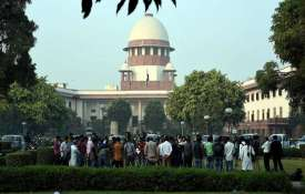 <p>Supreme court (File...- India TV