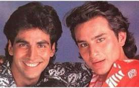 Akshay kumar and saif ali khan- India TV