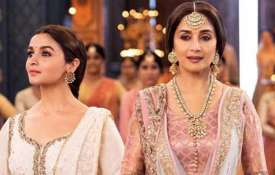 Alia Bhatt, Madhuri Dixit- India TV
