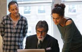 Amitabh Bachchan Taapsee Pannu starrer Badla earns 50 crores- India TV