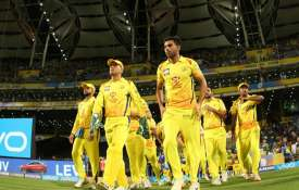 CSK to donate proceeds from first IPL home game to Pulwama martyrs' families- India TV