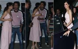Deepika and Ranbir- India TV