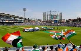 भारत-पाक के विश्व कप मैच को कोई खतरा नहीं, दोनों टीमें ICC करार से बंधी: रिचर्डसन - India TV