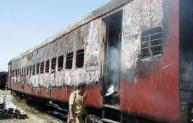 Coach S6 of the Sabarmati Express that was...- India TV