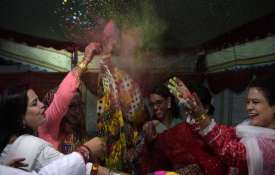 holi peshawar- India TV