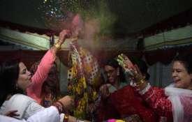 holi peshawar- India TV