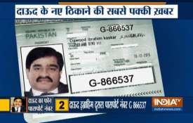 EXCLUSIVE: Dawood Ibrahim residing in ISI safe house in Rawalpindi- India TV