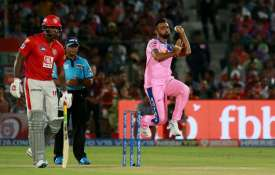 IPL 2019, RR vs KXIP: गेंदबाजों ने पंजाब को दिलाई विजयी शुरुआत, क्रिस गेल की धमाकेदार पारी - India TV