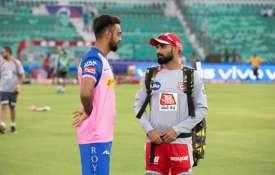 लाइव क्रिकेट मैच, Live Cricket Streaming IPL 2019 RR vs KXIP, live match Rajasthan Royals vs Kxip- India TV