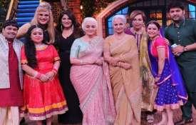 द कपिल शर्मा शो- India TV