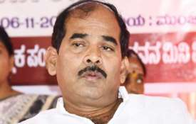 karnataka minister cs shivalli- India TV