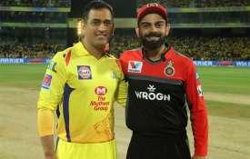 Live Cricket Streaming: लाइव आईपीएल मैच सीएसके बनाम आरसीबी लाइव मैच- India TV