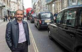 Nirav Modi in London- India TV