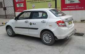Ola Cabs- India TV