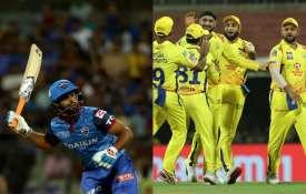 IPL 2019, DC vs CSK, Match 5: कब, कहां और कैसे देख सकते हैं मैच, ऑनलाइन स्ट्रीमिंग हॉटस्टार पर - Ind- India TV