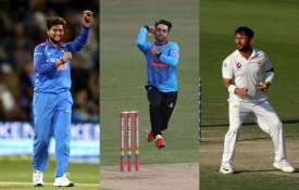 Kuldeep Yadav, Rashid Khan and Yasir Shah are three spinners I enjoy watching currently: Shane Warne- India TV